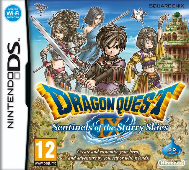 Dragon Quest IX: Sentinels of the Starry Skies (Video Game