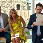 Debbie Matenopoulos, Mark Steines, and Oz Pearlman in Home & Family (2012)