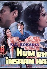 Hum Bhi Insaan Hain Poster