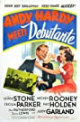 Andy Hardy Meets Debutante (1940) Poster