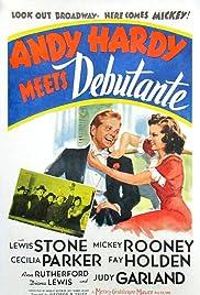Andy Hardy Meets Debutante(1940)