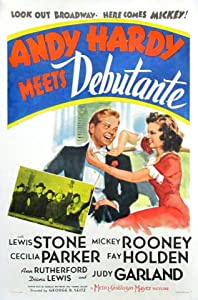 MP4 new movies downloads free Andy Hardy Meets Debutante [1280x960]