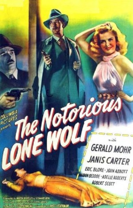 Gerald Mohr in The Notorious Lone Wolf (1946)