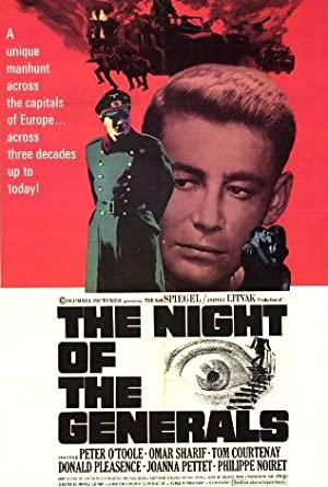 Movie The Night of the Generals (1967)