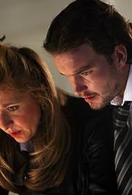 Tracy Ann Oberman and Gareth David-Lloyd in Girl Number 9 (2009)