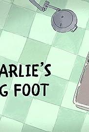Charlie's Big Foot Poster