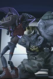 Wanted: Bebop and Rocksteady Poster