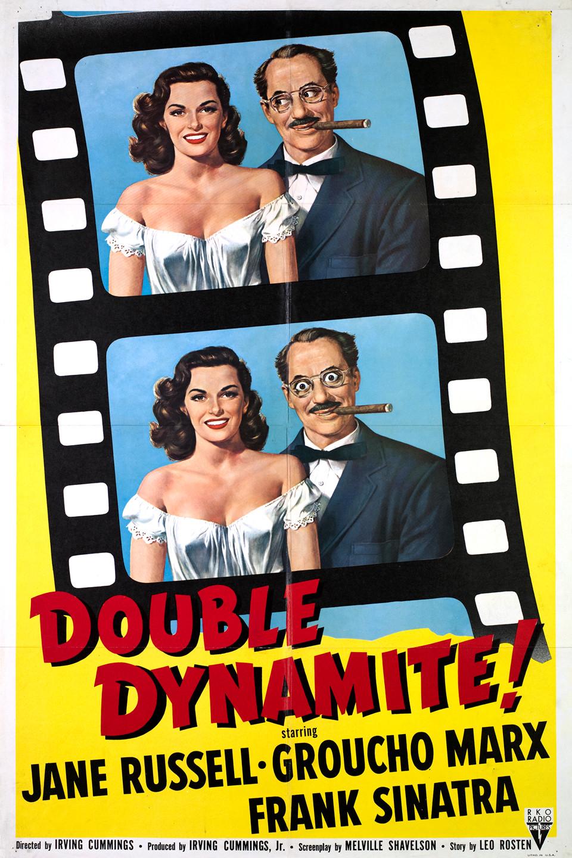 Double Dynamite (1951) - IMDb