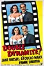 Double Dynamite! (1951) Poster