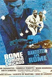 Bandits in Rome Poster
