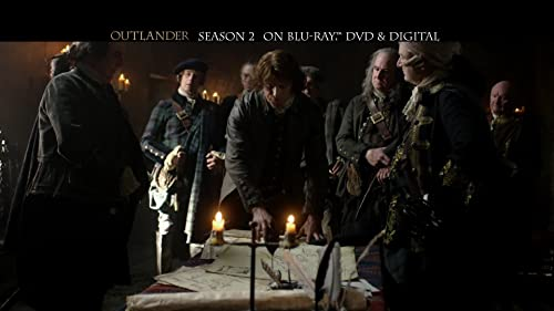 Outlander: Season 2 (Blu-ray/DVD Trailer)