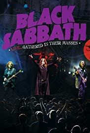 Black Sabbath: Live... Gathered in Their Masses Poster