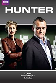 Janet McTeer and Hugh Bonneville in Hunter (2009)