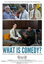 What Is Comedy?