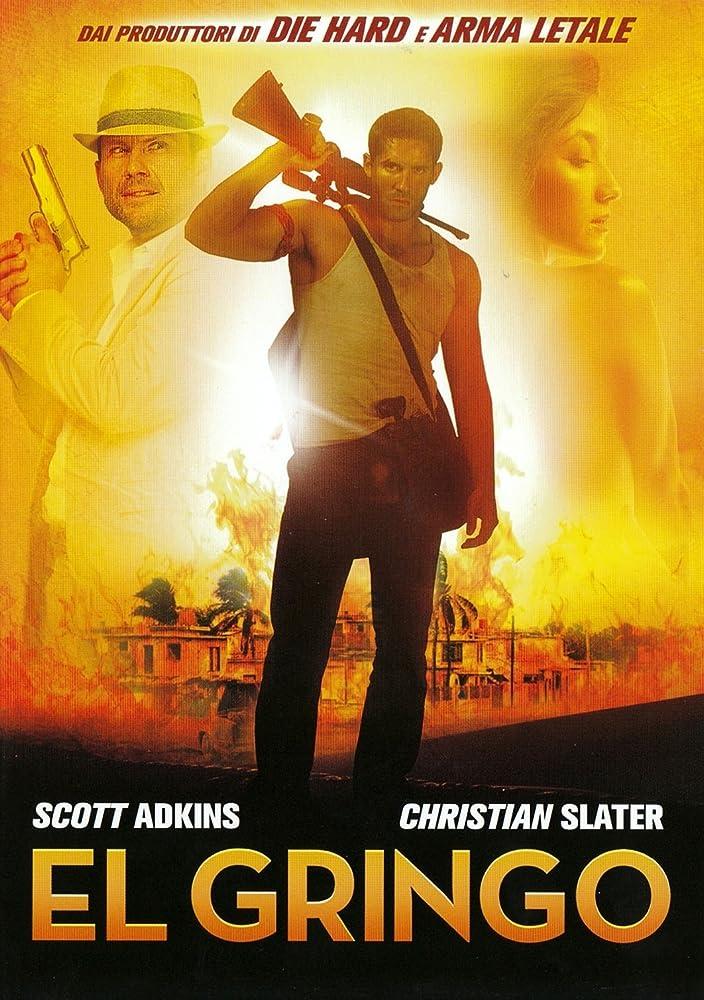 Poster film El Gringo.