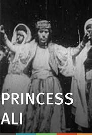 Princess Ali Poster