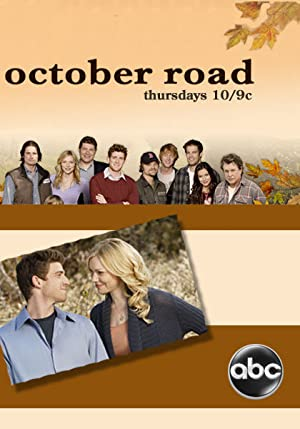 Where to stream October Road
