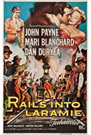 Download Rails Into Laramie (1954) Movie