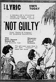Not Guilty Poster