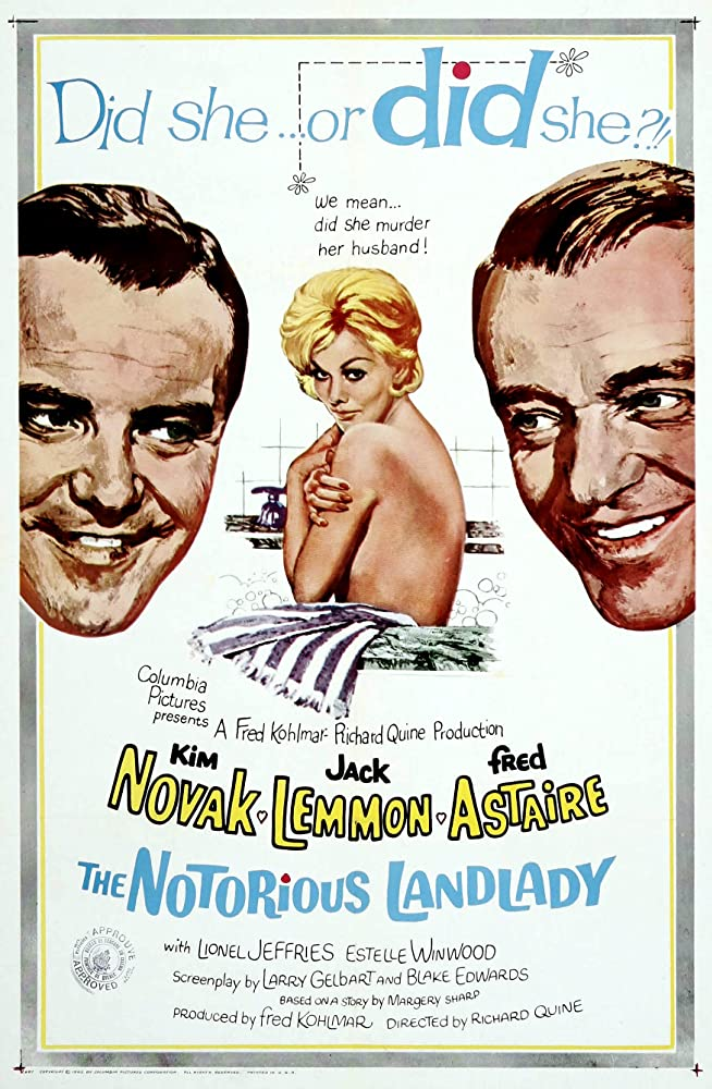 The Notorious Landlady (1962)