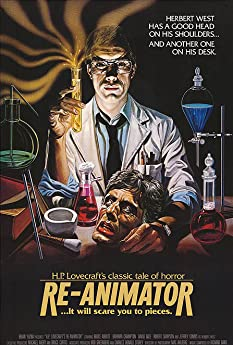 Jeffrey Combs in Re-Animator (1985)