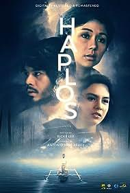 Christopher De Leon, Rio Locsin, and Vilma Santos in Haplos (1982)