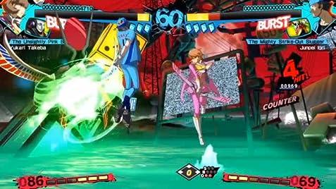 Persona 4: Arena Ultimax (Video Game 2014) - IMDb