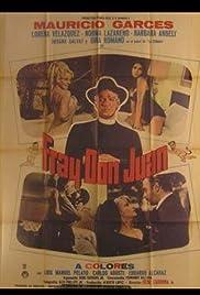 Fray Don Juan Poster