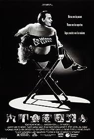 Patricia Arquette, Johnny Depp, Bill Murray, Jeffrey Jones, Sarah Jessica Parker, Martin Landau, Lisa Marie, and George 'The Animal' Steele in Ed Wood (1994)