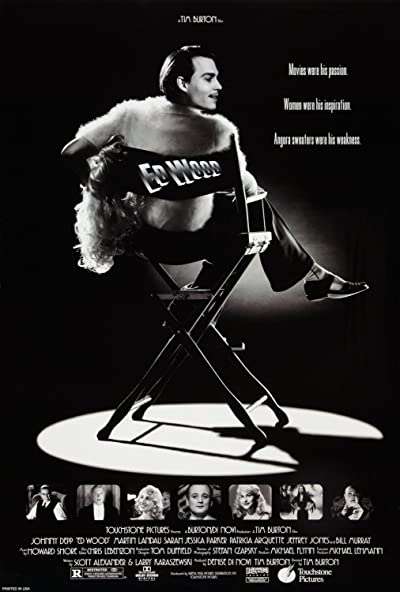 Ed Wood (1994) BluRay 480p, 720p & 1080p