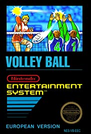 Volley Ball Poster