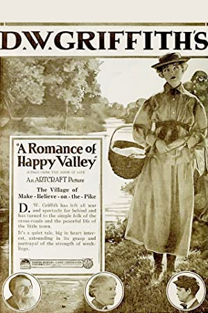 D.W. Griffith A Romance of Happy Valley Movie