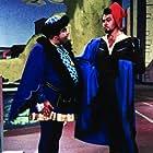 Kurt Kasznar and Howard Keel in Kiss Me Kate (1953)
