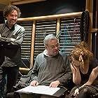 Helena Bonham Carter, Tim Burton, and Stephen Sondheim in Sweeney Todd: The Demon Barber of Fleet Street (2007)