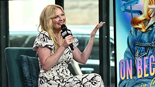 "BUILD: Kirsten Dunst Used to Make Her Mom Show Her the ""Hookies"" of New York"
