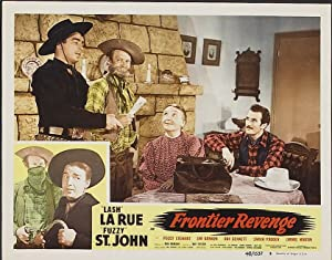 Ray Taylor Frontier Revenge Movie