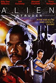 Alien Intruder (1993) Poster - Movie Forum, Cast, Reviews