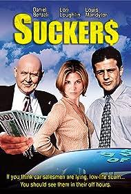 Daniel Benzali, Lori Loughlin, and Louis Mandylor in Suckers (1999)