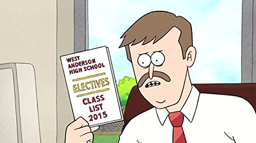 Regular Show: So Let Me Get This Straight