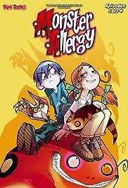 Monster Allergy Poster