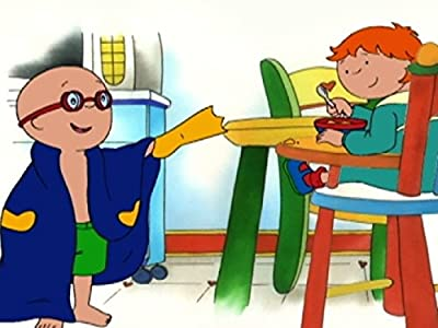Movie releases Caillou Beats the Heat [1080p]