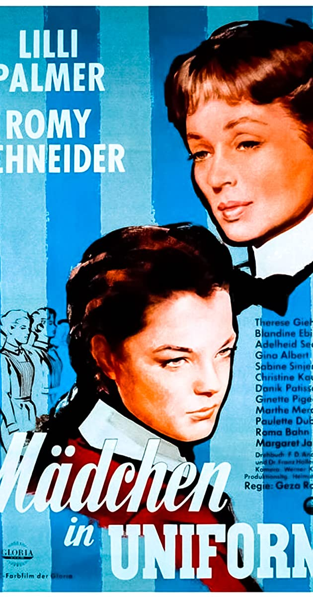 Mädchen In Uniform 1958 Imdb