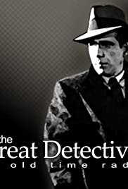 The Great Detectives of Old Time Radio Poster