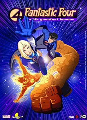 Fantastic Four: Worlds Greatest Heroes