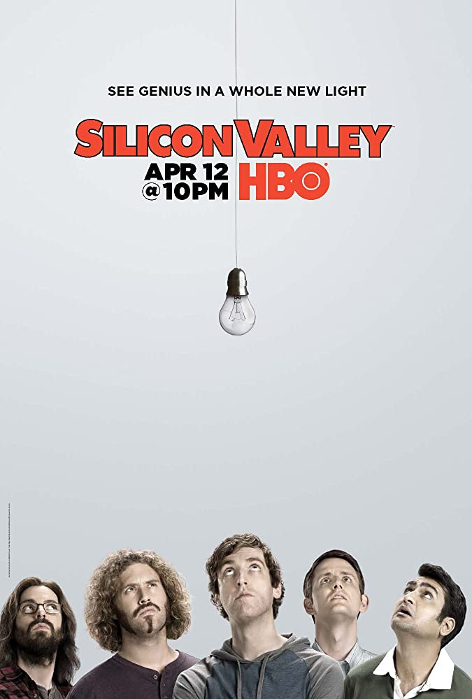 Silicon Valley S1-S4 (2014) Subtitlle Indonesia