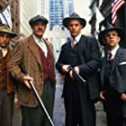 Sean Connery, Kevin Costner, Andy Garcia, and Charles Martin Smith in The Untouchables (1987)