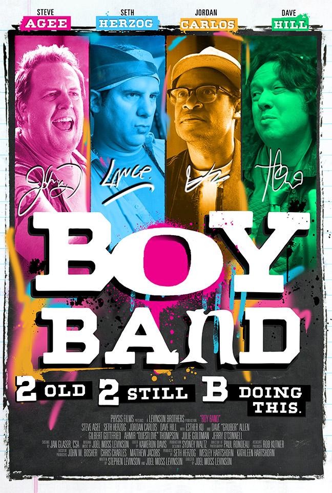 Boy Band (2018) - IMDb