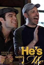 He's With Me Poster