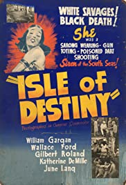 Isle of Destiny Poster