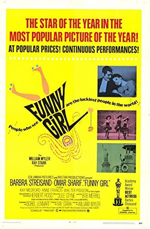 Funny Girl Poster Image